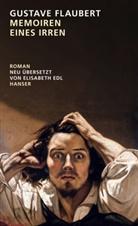 Gustave Flaubert, Elisabet Edl, Elisabeth Edl - Memoiren eines Irren