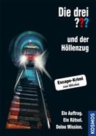 Christian Friedrich, Call Stronk, Cally Stronk, Silvia Christoph - Die drei ??? und der Höllenzug