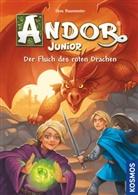 Jens Baumeister, Michael Menzel - Andor Junior, 1, Der Fluch des roten Drachen