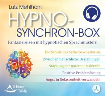 Lutz Mehlhorn - Hypno-Synchron, Audio-CD (Hörbuch) - Fantasiereisen mit hypnotischen Sprachmustern