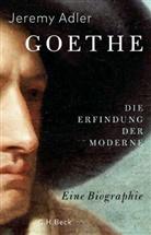 Jeremy Adler - Goethe