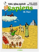 Yuval Noah Harari, Daniel Casanave, David Vandermeulen - Sapiens - Die Falle, Graphic Novel