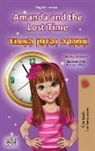 Shelley Admont, Kidkiddos Books - Amanda and the Lost Time (English Hebrew Bilingual Book for Kids)