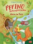 Irmgard Kramer, Nora Paehl - Pepino Rettungshörnchen - Alarm im Park