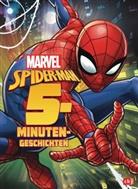 Diverse - MARVEL Spider-Man 5-Minuten-Geschichten