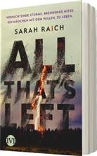 Sarah Raich - All that's left