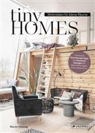 Marion Hellweg - Tiny Homes: Wohnideen für kleine Räume