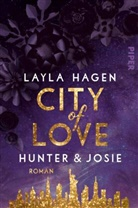 Layla Hagen - City of Love - Hunter & Josie