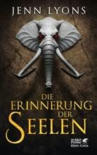 Jenn Lyons - Die Erinnerung der Seelen (Drachengesänge, Bd. 3)