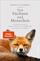 Sophia Kimmig - Von Füchsen und Menschen