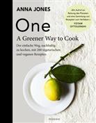 Anna Jones - ONE - A Greener Way to Cook