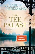 Elisabeth Herrmann - Der Teepalast