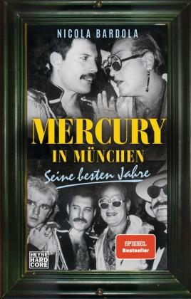 Nicola Bardola - Mercury in München - Seine besten Jahre
