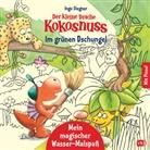Ingo Siegner - Der kleine Drache Kokosnuss - Mein magischer Wasser-Malspaß - Im grünen Dschungel
