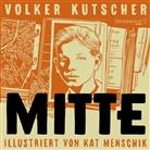 Volker Kutscher, Stefan Kaminski, Walter Kreye, Kathrin Menschik, Leonard Scheicher, Felix von Manteuffel - Mitte, 2 Audio-CD (Hörbuch)