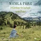 Nicola Förg, Anne Moll - Hintertristerweiher, 2 Audio-CD, 2 MP3 (Hörbuch)