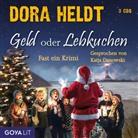 Dora Heldt, Katja Danowski - Geld oder Lebkuchen, 5 Audio-CD (Hörbuch)