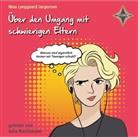 Nina Lynggaard Jørgensen, Colourbox, Inge Lyngaard Hansen, Julia Nachtmann - Über den Umgang mit schwierigen Eltern, 1 Audio-CD (Hörbuch)