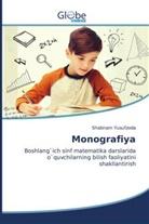 Shabnam Yusufzoda - Monografiya