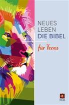 Bibelausgaben-Neues Leben - Neues Leben. Die Bibel für Teens