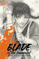 Hiroaki Samura, Hiroaki Samura - Blade of the Immortal - Perfect Edition. Bd.4