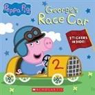Rebecca Gerlings, Cala Spinner, Cala/ Gerlings Spinner, Eone - George's Racecar