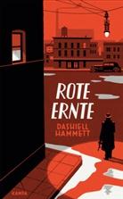 Dashiell Hammett - Rote Ernte