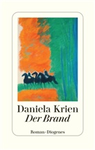 Daniela Krien - Der Brand