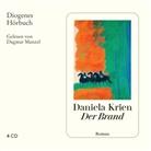 Daniela Krien, Dagmar Manzel, N N, N. N. - Der Brand, 4 Audio-CD (Hörbuch)