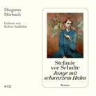 Stefanie vor Schulte, N N, N. N., Robert Stadlober - Junge mit schwarzem Hahn, 4 Audio-CD (Hörbuch)