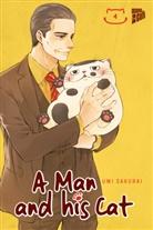 Umi Sakurai - A Man And His Cat. Bd.1