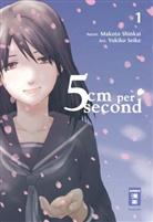 Yukiko Seike, Makot Shinkai, Makoto Shinkai - 5 Centimeters per Second. Bd.1