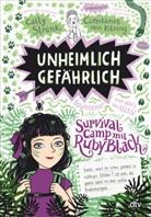Cally Stronk, Constanze von Kitzing - Unheimlich gefährlich - Survivalcamp mit Ruby Black
