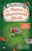 Ben Aaronovitch - Die Füchse von Hampstead Heath