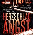 Wendy Walker, Maximiliane Häcke, Anne Moll - Herzschlag der Angst, 1 Audio-CD, 1 MP3 (Hörbuch)
