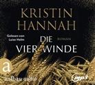 Kristin Hannah, Luise Helm - Die vier Winde, 2 Audio-CD, MP3 (Hörbuch)