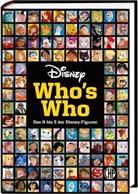 Walt Disney - Disney: Who's Who - Das A bis Z der Disney-Figuren. Das große Lexikon
