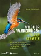 Heinz Staffelbach, Heinz Staffelbach - Wildtier-Wanderungen in der Schweiz