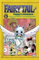 Hiro Mashima, Kenshir Sakamoto, Kenshiro Sakamoto - Fairy Tail - Happy's Adventure. Bd.6