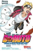 Mikio Ikemoto, Masash Kishimoto, Masashi Kishimoto, Uky Kodachi, Ukyo Kodachi - Boruto - Naruto the next Generation. Bd.12
