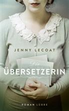 Jenny Lecoat - Die Übersetzerin