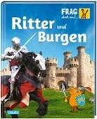 Manfred Mai, Hauke Kock - Frag doch mal ... die Maus!: Ritter und Burgen