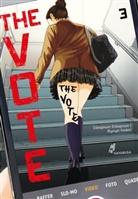Edogaw Edogawa, Edogawa Edogawa, Ryuya Kasai - The Vote. Bd.3