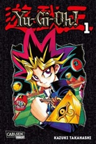 Kazuki Takahashi - Yu-Gi-Oh! Massiv. Bd.1