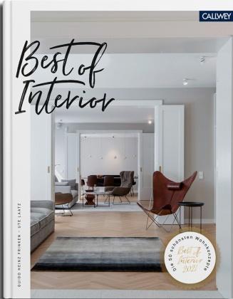 Guido Heinz Frinken, Ut Laatz, Ute Laatz - Best of Interior 2021 - Die 50 schönsten Wohnkonzepte