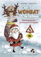 Hiltrud Baier, Stefanie Jeschke - Ein Wombat im Schnee. Adventsgeschichte zum Vorlesen in 24 Kapiteln