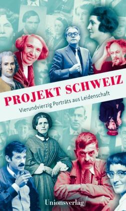 Stefa Howald, Stefan Howald - Projekt Schweiz - Vierundvierzig Porträts aus Leidenschaft
