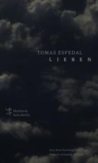 Tomas Espedal, Hinrich Schmidt-Henkel - Lieben