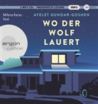 Ayelet Gundar-Goshen, Milena Karas - Wo der Wolf lauert, 2 Audio-CD, MP3 (Hörbuch)