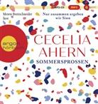 Cecelia Ahern, Merete Brettschneider - Sommersprossen - Nur zusammen ergeben wir Sinn, 1 Audio-CD, MP3 (Hörbuch)